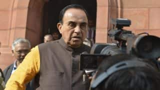 Day Before Ayodhya Hearing, Subramanian Swamy Moves Supreme Court For Urgent Listing of Plea Seeking Fundamental Right to Pray at Disputed Site