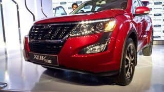 Mahindra Launches Refreshed XUV 500