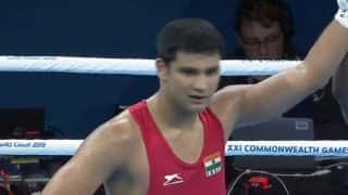 India at Commonwealth Games 2018: Indian Boxer Naman Tanwar Fails to Enter 91kg Final, Loses to Australian Jason Whataely