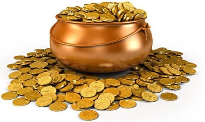 Gold Prices Shoot Up Ahead Of Akshaya Tritiya, Silver Jumps: 5 Points