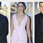 GQ Style Awards 2018 : Alia Bhattt, Akshay Kumar, Shahid Kapoor Leave Us Speechless With Their Charming Red Carpet Appearances