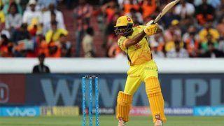 हैदराबाद के खिलाफ अंबाती रायडू ने खेली तूफानी पारी, लेकिन अपना ही रिकॉर्ड तोड़ने से चूके