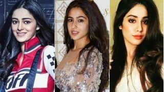 Ananya Panday, Sara Ali Khan, Janhvi Kapoor: Did You Notice This Common Thing About The Bollywood Debutants?