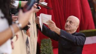 Anupam Kher Has Another Nomination in His Kitty, The Prestigious BAFTA For The Boy With The Topknot