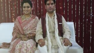 ND Tiwari's Son Rohit Shekhar Gets Engaged to Indore-Based Apurva Shukla