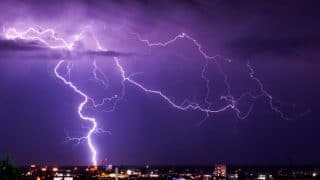 11 अप्रैल तक देश के अलग-अलग हिस्सों में खराब मौसम की चेतावनी, आंधी-तूफान और बारिश की आशंका