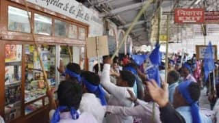 Bharat Bandh: Dalit Protests Over SC/ST Act Sweep North Indian States, Death Toll Reaches 10; Schools in Several Cities of UP to Remain Shut on Tuesday