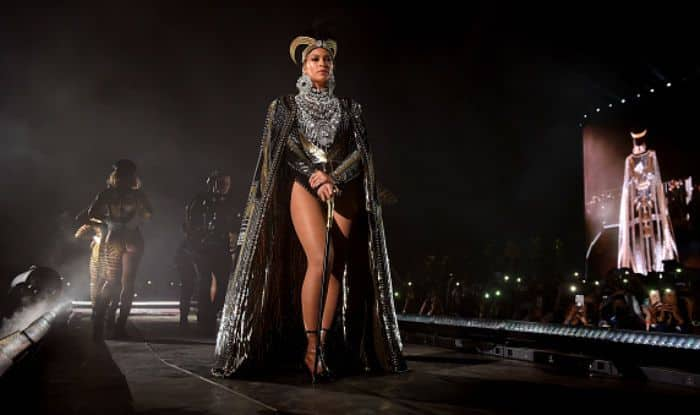 Beyonce Breezes Through Coachella Performance Despite Wardrobe Malfunction