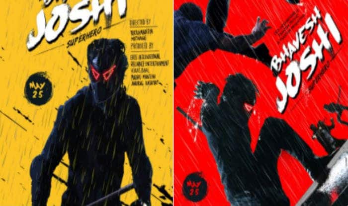 We LOVE The Posters Of Vikramaditya Motwane-Harshvardhan Kapoor's Bhavesh Joshi Superhero