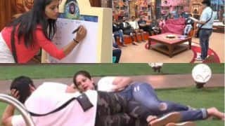 Bigg Boss Marathi, 21 April, 2018 Day 6 Preview: Resham Tipnis, Rajesh Shringarpure Discuss Mind Games While Megha Dhade, Aarti Solanki Decide to Speak Up, Fight Back