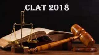 CLAT 2018 Admit Card Not Releasing Today Due To Some Technical Reasons, Downloading Admit Card Will Commence From April 26 at clat.ac.in