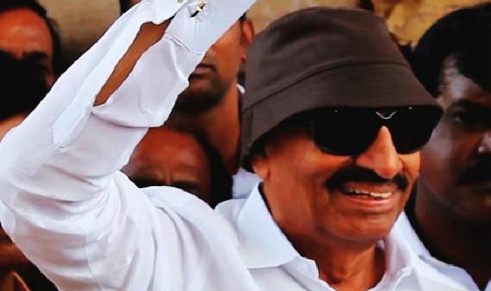 File Photo: Kannada Okkoota leader Vatal Nagaraj
