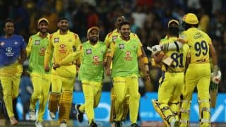 चेन्नई को लगा बड़ा झटका, टीम का दिग्गज खिलाड़ी चोटिल होकर टूर्नामेंट से बाहर