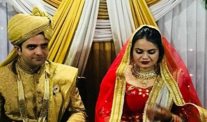 IAS Topper Tina Dabi Ties The Knot With Rank 2 Holder Athar Aamir-ul-Shafi Khan