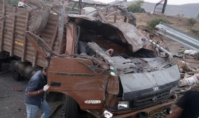 Maharashtra: 18 killed after speeding truck rams barrier on highway near Satara