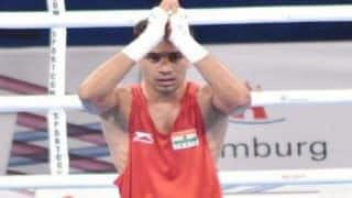 Boxer Amit Panghal Beats Scotland's Aqeel Ahmed, Enters Semis at Commonwealth Games 2018