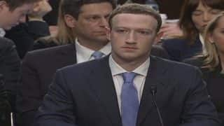 Mark Zuckerberg Becomes a Butt of Ridicule After he Appears in Front of US Congress; Robotic Memes Follow