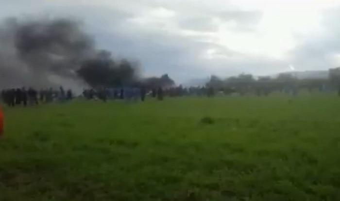 Algerian Military Plane Crash