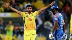 धोनी की कप्तानी के बारे में क्या सोचता है चेन्नई का खिलाड़ी, दीपक चाहर ने किया खुलासा