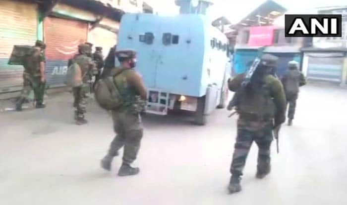 Three civilians killed in north Kashmir's Baramulla