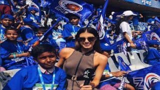 IPL 2018: Mumbai Indians Player Ben Cutting's Girlfriend Erin Holland Announced as Star Sports' Anchor