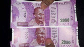 कैश की किल्लत के बीच ATM से निकले चूरन वाले रुपये, नोट पर लिखा- भारतीय मनोरंजन बैंक