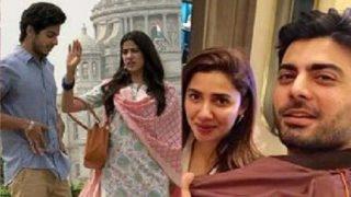 Fawad Khan - Mahira Khan's Reunion, Aaradhya Bachchan, Janhvi Kapoor - Ishaan Khatter Feature In This Week's Viral Pictures