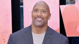Dwayne 'The Rock' Johnson and Lauren Hashian Blessed With A Baby Girl