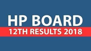 HP Board 12th Result 2018 Live: Class 12th Result Declared, to be Available Soon at hpbose.org