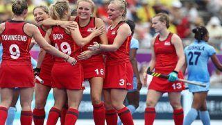 CWG 2018: England Humiliate India 6-0 to Take Bronze in Women's Hockey