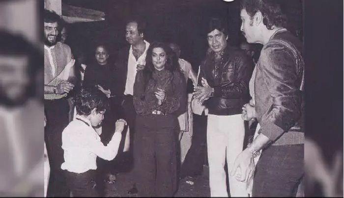 Hrithik Roshan, Then 8, Danced To Michael Jackson's Thriller. Seen Pic Yet?