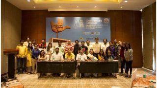 चंडीगढ़ में खत्म हुआ IIMCAA सालाना मीट कनेक्शंस का सिलसिला