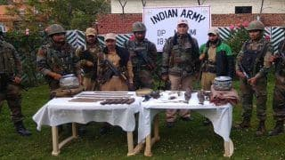 J&K: Terrorist Hideout Busted in Doda; AK 47 Rifles, Hand Grenades Recovered