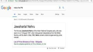 India's First PM: Google India Removes Narendra Modi's Picture After Uproar on Internet