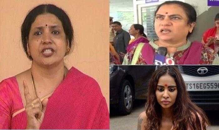 """Sri Reddy Leaks: Sandhya Says She Has Proof Against Jeevitha Rajasekhar, Husband"""""""