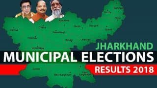 BJP's Big Win in Jharkhand Municipal Council Elections