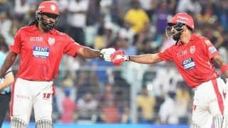 Rahul Spills Beans on Gayle's Dressing Room Habits Ahead of Punjab's Opening Game vs Rajasthan