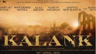 Kalank: All You Need To Know About This Sanjay Dutt, Madhuri Dixit, Alia Bhatt, Varun Dhawan, Sonakshi Sinha, Aditya Roy Kapur Starrer