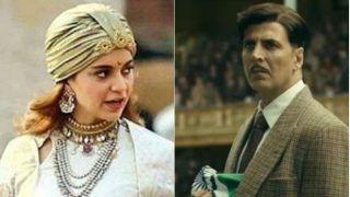 Kangana Ranaut Vs Akshay Kumar This August 15 as Manikarnikaand Gold Get Locked FortheSame Date