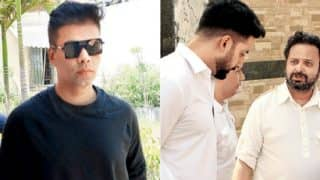 Karan Johar, Abhishek Bachchan, Attend Nikkhil Advani's Mother, Rekha Advani's Last Rites