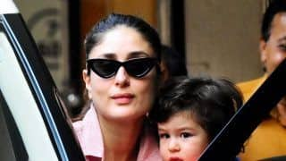 Taimur Ali Khan Makes His First Public Appearance In 10 Days And Here's Why He Had Been Missing
