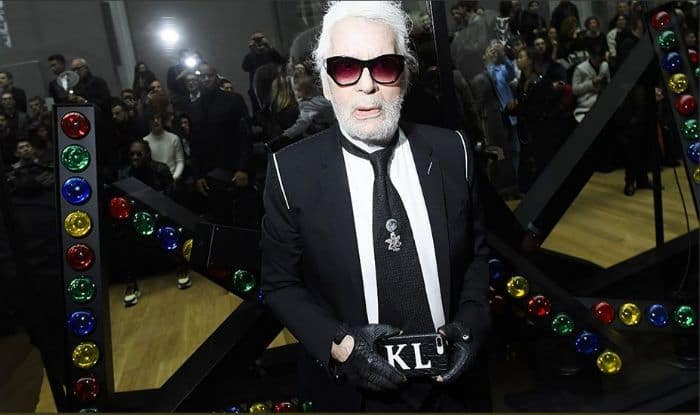 Don't Model If You Don't Want Pants to Be Pulled: Karl Lagerfeld  PC- Twitter