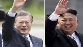 किम जोंग उन जल्दी ही सियोल व रूस की आधिकारिक यात्रा करेंगे: मून