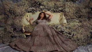 Shaadi Mein Zaroor Aana Actress Kriti Kharbanda Sets Temperature Soaring in a Bathtub Photoshoot