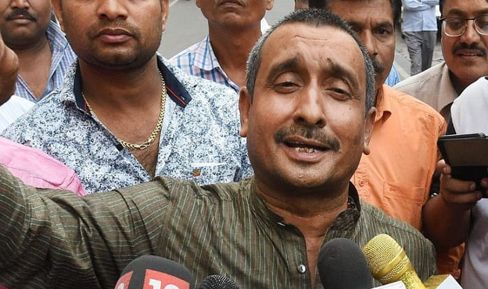 CBI picked up rape accused BJP MLA Kuldeep Singh Sengar