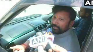 Kathua Rape: Lal Singh Repeats March, For Which he Had Resigned; Calls For Mehbooba Mufti's Resignation