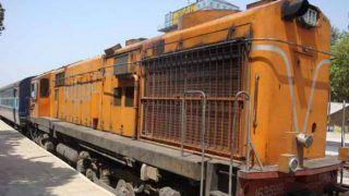 Delhi: Driverless Locomotive Rolls Down Tracks at Anand Vihar Railway Station; Inquiry Ordered