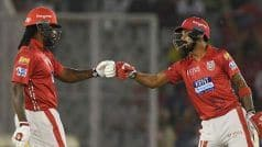 Rain Halts Gayle Storm at Eden Gardens