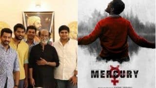 Rajinikanth Watched Karthik Subbaraj - Prabhu Deva's Mercury And This Is What He Had To Say About It