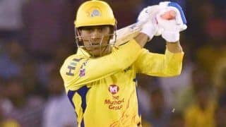 IPL  2018, SRH vs CSK, Cricket Score and Updates: SRH 10/2, Off to Poor Start